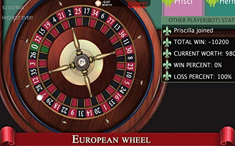 roulette wheel 0