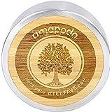 amapodo Ersatzdeckel Verschluss Bambus Edelstahl für Thermosflasche Thermobecher
