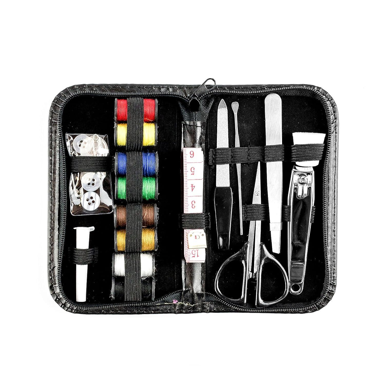 Lantelme 5962/costura y el Set de manicura/ /Un viaje emergencia Juego para cuerpo y ropa