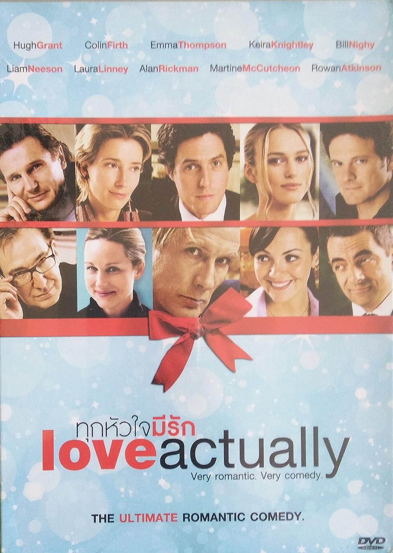 Love Actually 2003 Hugh Grant Martine Mccutcheon Liam Neeson Amazon Co Uk Hugh Grant Martine Mccutcheon Liam Neeson Richard Curtis Dvd Blu Ray