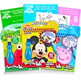 Imagine Ink Water Painting Books Set for Toddlers Ages 2-4 Kids Ages 3-5 ~ 3 Pack No Mess Paint with Water Books with Water S