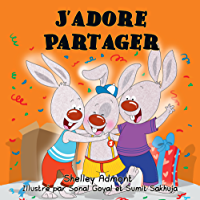 J'adore Partager (French Bedtime Collection) (French Edition)