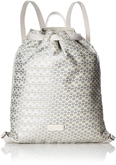 Schultertasche Weiß Bucket off White Bag Tamaris Nico Comb Damen ZwOHUqIX