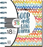 me & my BIG ideas Create 365 The Happy Planner, Good Things Are Going To Happen, Jul 2015 - Dec 2016