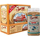 Bob's Red Mill Bulgur Hard Red Wheat, 28-ounces (Pack of4)