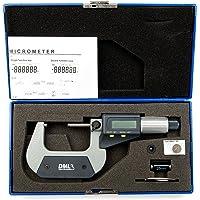 DML - Micrómetro digital IP54, 25 – 50