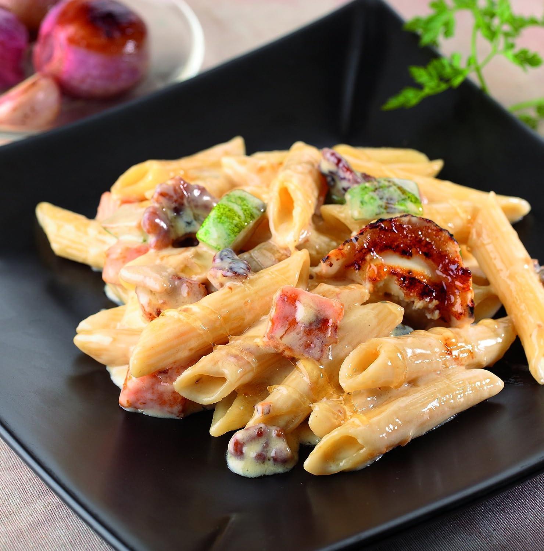 Knorr Pasta Penne Rigate pasta seca caja 3Kg: Amazon.es: Alimentación y bebidas