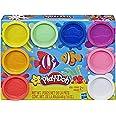 Brinquedo Conjunto Massinha Playdoh com 8 Potes Clássicos. Para crianças acima de 2 anos - E5062 - Hasbro