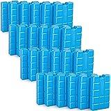 Kühlakkus Groß Flach Kühlelemente für Kühltasche und Kühlbox Kühlpack