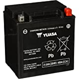 Yuasa YUAM7230L YIX30L Battery Made in USA ユアサ バッテリー