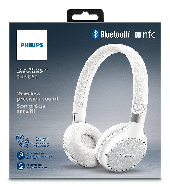 04f609f98eb Philips Bluetooth Multipair headset 4.0 NFC with  Amazon.co.uk  Electronics