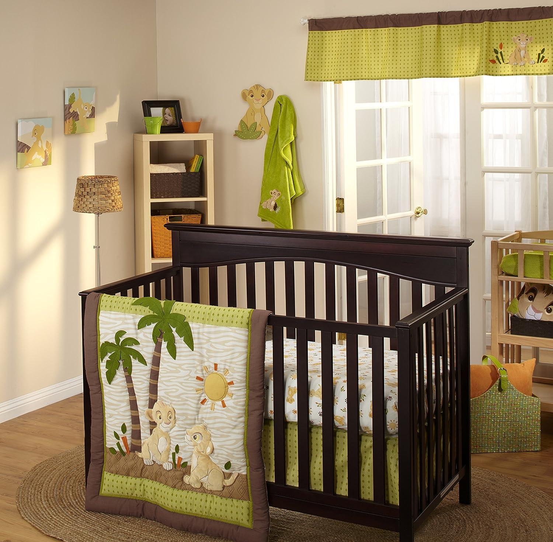 Amazon com   Disney Lion King Wild About You 4 Piece Crib Bedding Set   Baby. Amazon com   Disney Lion King Wild About You 4 Piece Crib Bedding