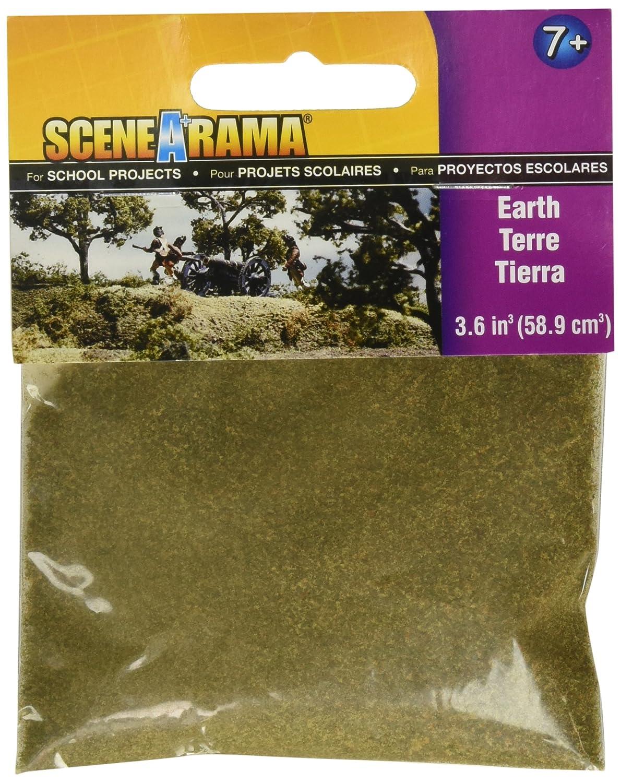 2 oz. Woodland Scenics Earth Bag