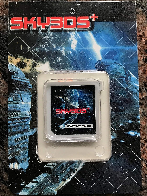 La tarjeta SKY3DS + puede jugar juegos 3DS en 3DS V11.10.0-43U / E ...