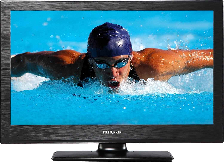 Telefunken T22K970 - Televisor con retroiluminación LED (55,9 cm/22