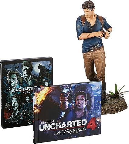 Uncharted 4: A Thiefs End - Libertalia Collectors Edition [Importación alemana]: Amazon.es: Videojuegos