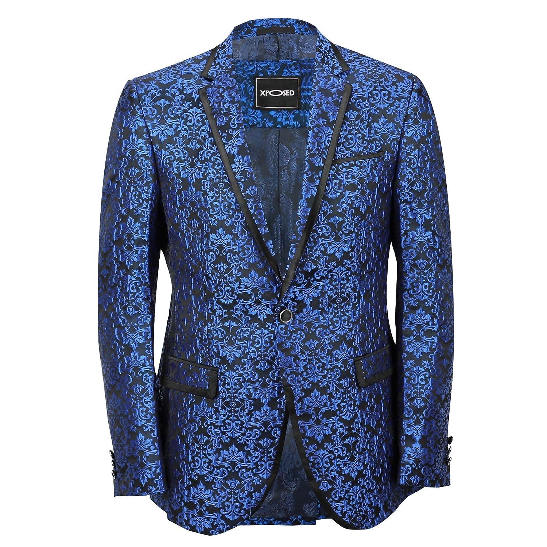 Designer Blue Suits For Men Images