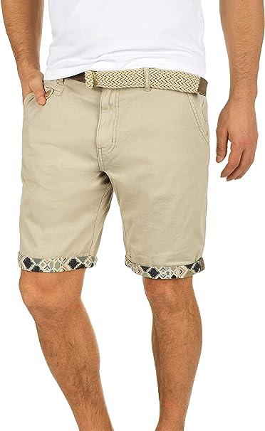 Indicode Inka Chino Pantalón Corto Bermuda Pantalones De Tela para ...