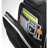 Samsonite Tectonic Wheeled Backpack 17-Inch, Black