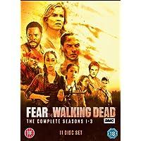 Fear The Walking Dead: The Complete Seasons 1-3 [DVD]