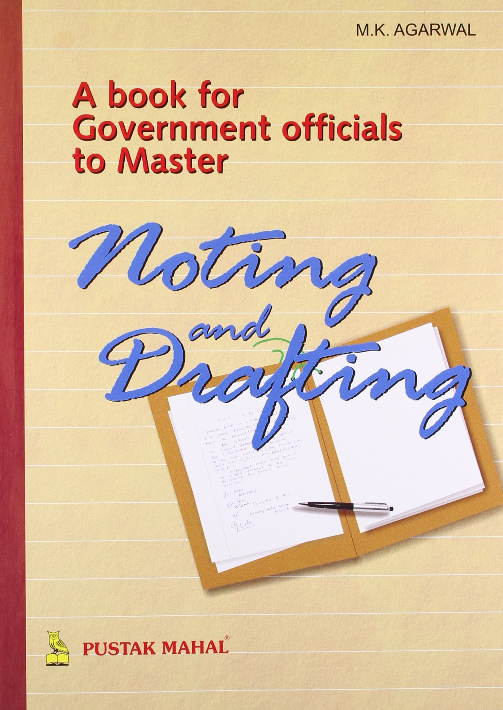 Noting And Drafting Book