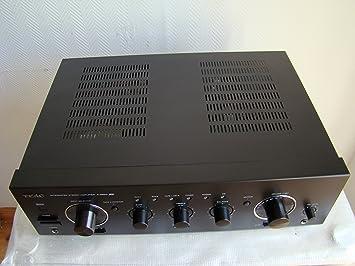 Teac AR650 - Amplificador integrado (90 W), color negro ...