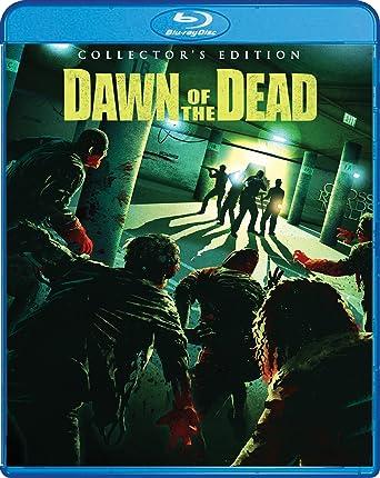 Amazon Dawn Of The Dead Collectors Edition Blu Ray Sarah