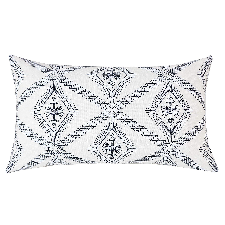 Amazon.com: Slow Cow - Funda de almohada con bordado ...