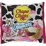 Chupa Chups Lollipops - Ice-cream Flavor (40ct. Bag) Fat Free! (16.93oz.)