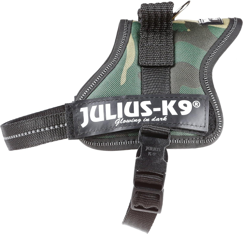 Julius-K9 Mini-Mini, 40-53 cm, Camuflaje: Amazon.es: Productos ...
