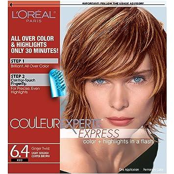 Amazon Com L Oreal Paris Couleur Experte Hair Color Hair