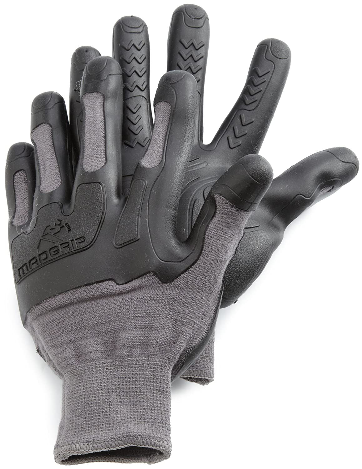 Black gardening gloves - Black Gardening Gloves 14
