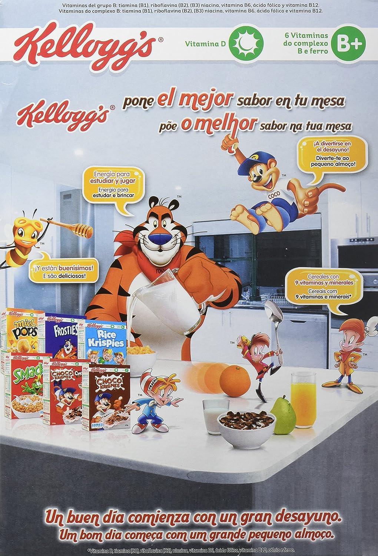 Kelloggs - Frosties - Cereales, 375 g - [pack de 4]: Amazon.es: Alimentación y bebidas