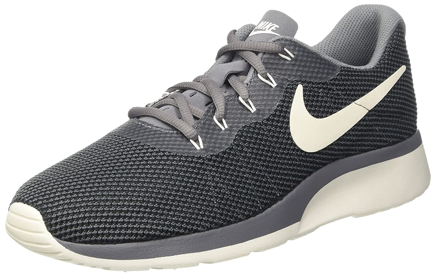 NIKE Women's Tanjun Running Shoes B005V2PGTC 10 B(M) US|Cool Grey/Sail-black