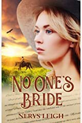 No One's Bride (Escape to the West Book 1) Kindle Edition