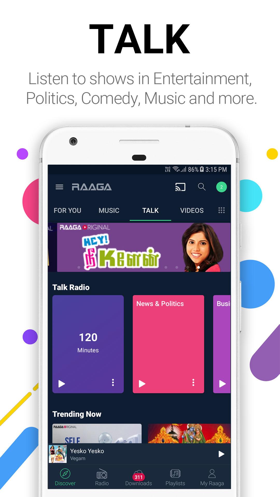 download raaga app