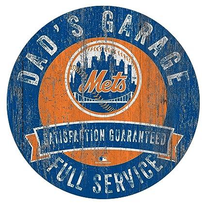 Amazon.com: Fan Creations MLB New York Mets - Letrero ...