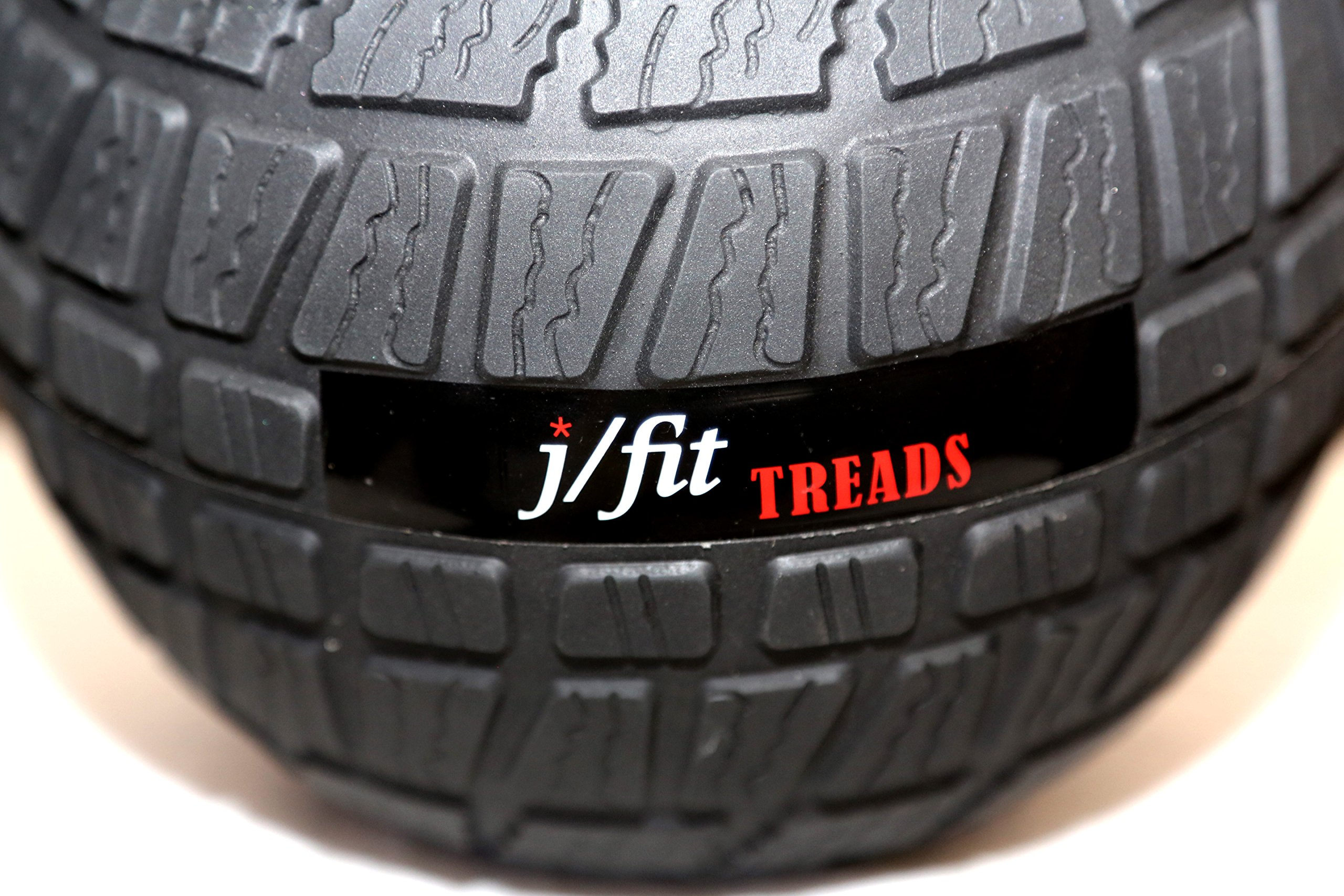 j/fit TREADS Dead Weight Slam Ball with Easy-Grip Textured Surface, 45 lb by j/fit (Image #6)
