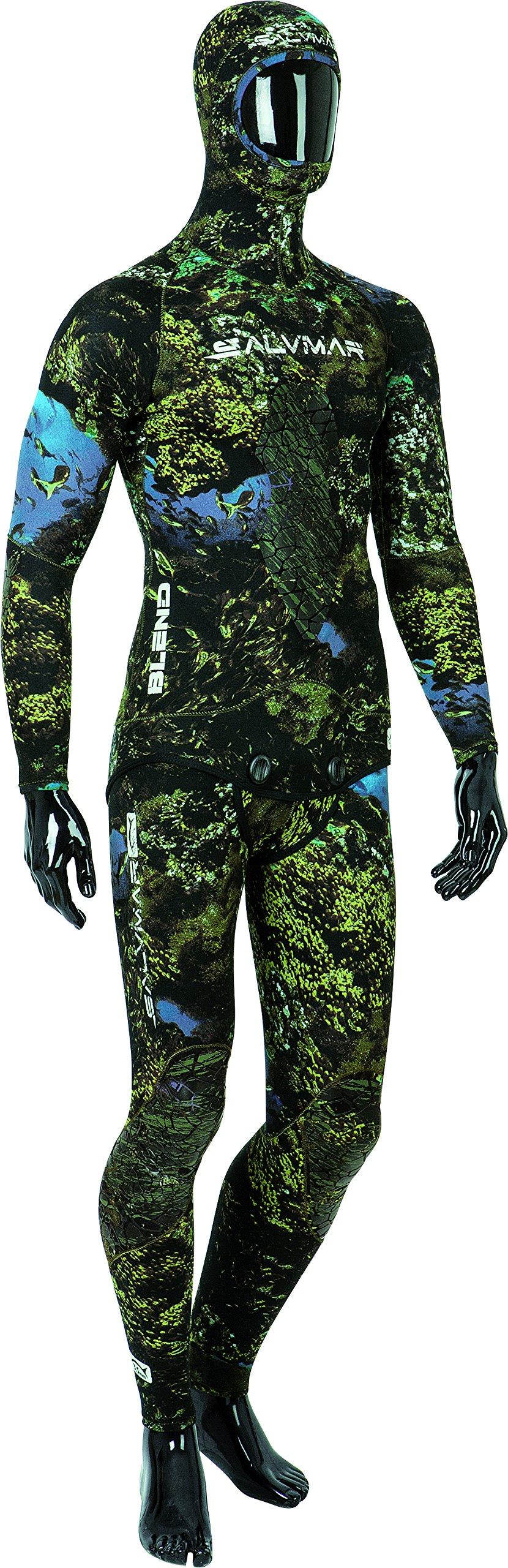 SalviMar Blend 3.5mm Wetsuit, X-Large by SalviMar (Image #1)
