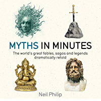 Myths in Minutes (English Edition)
