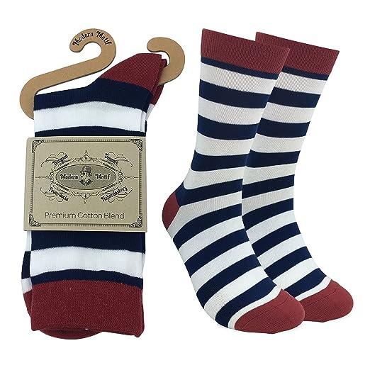 Men's Socks Confident Match-up Mens Colorful Combed Cotton Socks Men Socks