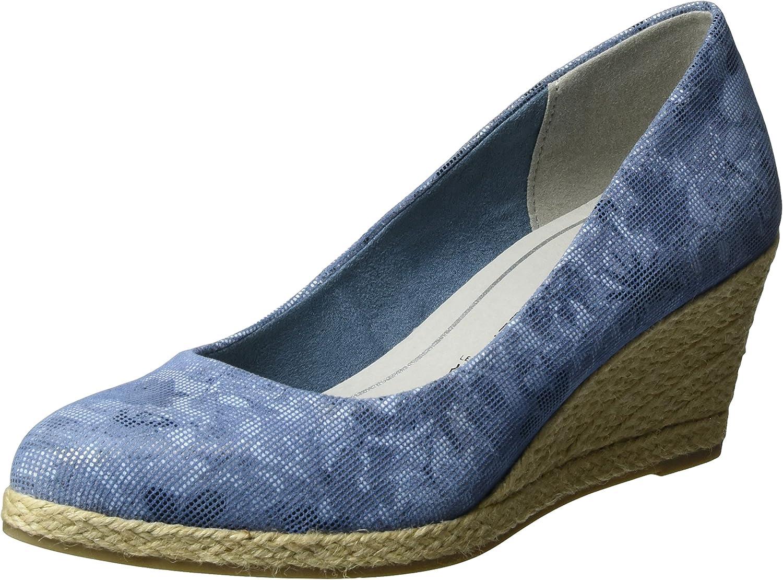 Marco Tozzi Premio 2-2-22446-28 256, Zapatos de Cuña Mujer