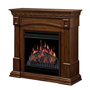 Dimplex CFP3920BW 20-Inch Electric Fireplace