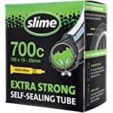 Slime Self Healing Bike Tube 700mm x 19mm Presta Valve
