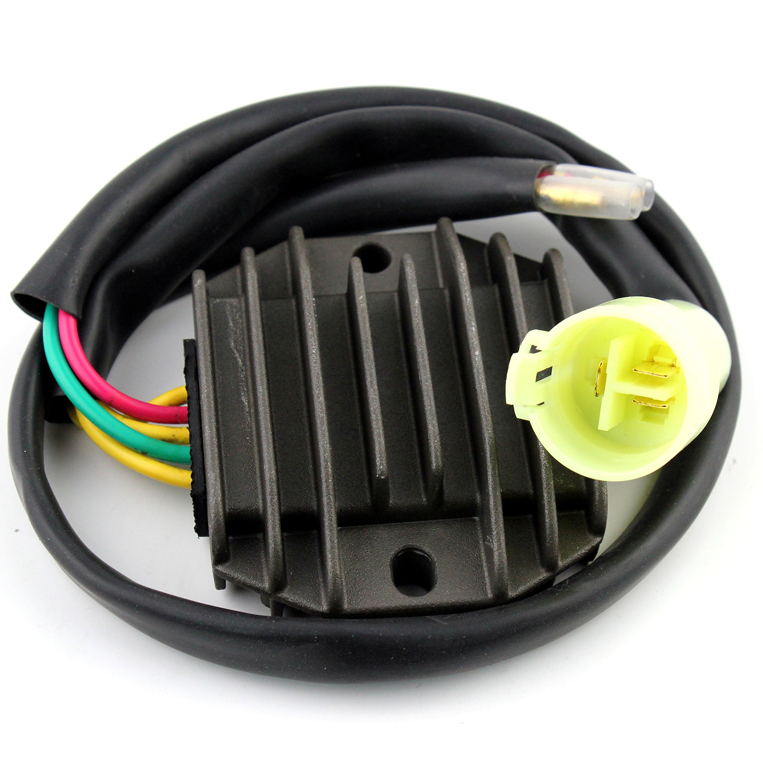 Voltage Regulator Rectifier For Honda TRX 300 Fourtrax TRX300 1993-2000 OEM Repl.# 31600-HC5-970 31600-HM5-630