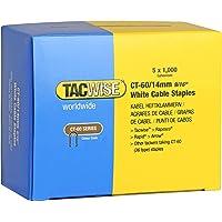 Tacwise 0357 Grapas de cables serie CT-60 x