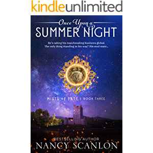 Once upon a Summer Night: A time travel romance (Mists of Fate Book 3)