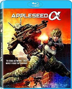 Appleseed: Alpha (Blu-ray + UltraViolet)