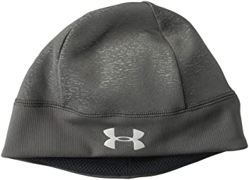 Under Armour Men S Storm Beanie - Charcoal Silver 0527e2a00bc
