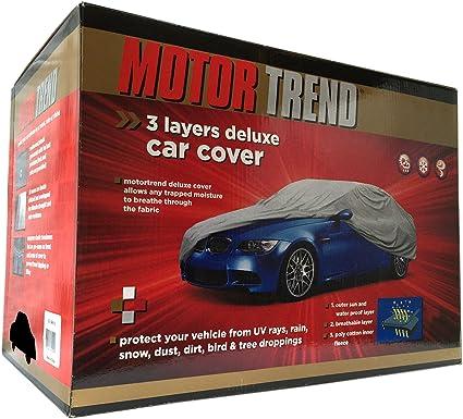 Motor Trend Deluxe Outdoor Car Cover for Acura Integra Snow UV Dust WaterProof